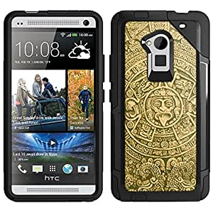 Otterbox Commuter Aztec World Clock Case for HTC One Max