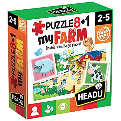 Headu Gioco Puzzle It20867