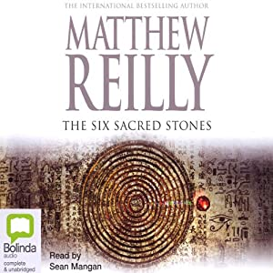 The Six Sacred Stones Audiobook