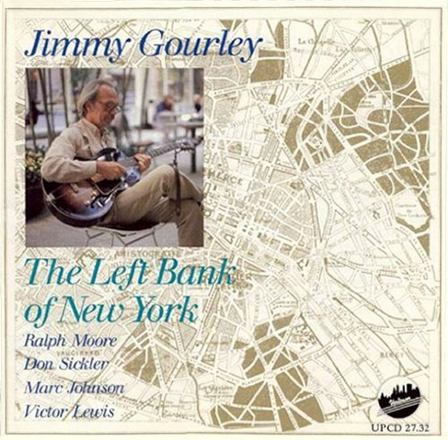 Left Bank Of New York By Jimmy Gourley  1995 03 24