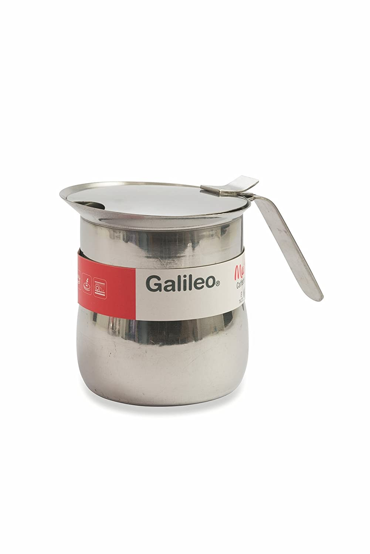 Galileo Casa Lumi Caffettiera, Acciaio, Argento Galileo spa 2174324