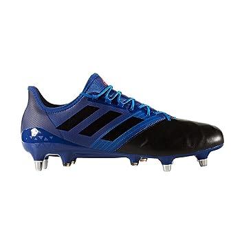 new concept b21d1 1d30d adidas Kakari Light SG Rugby Boots - Blue Black - UK 6.5