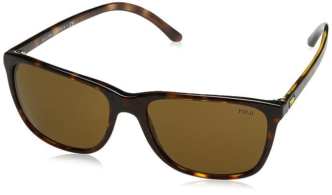 Ralph Lauren POLO 0PH4108 Gafas de sol, Shiny Dark Havana ...