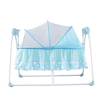 Amazon.com: Kinbor - Cuna portátil para bebé, mecedora de ...