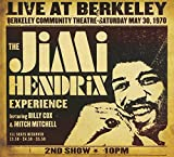 Jimi Hendrix Experience Live at Berkeley by Sony Legacy