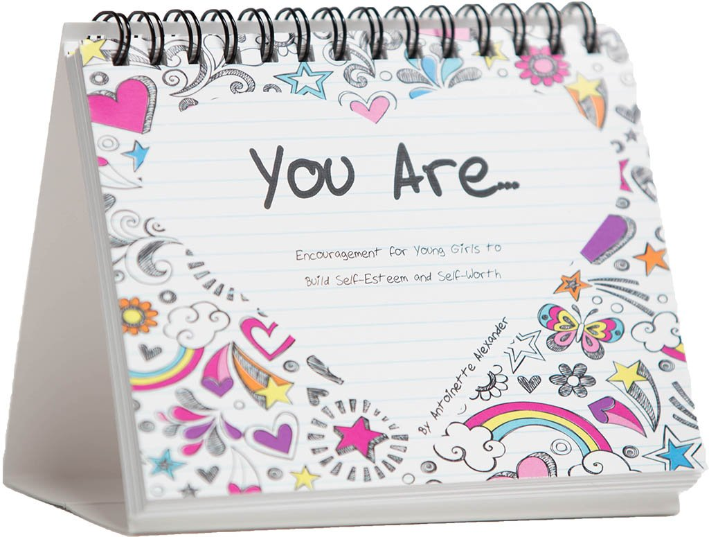 Download You Are...Encouragement for Young Girls to Build Self-Esteem and Self-Worth pdf