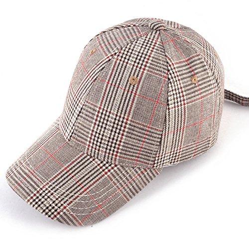 Hop Otoño Para Hip Hat Lattice Hueso Primavera De Sombreros De Gorras Quitasol Casquette Mujeres Hombres Unisex Béisbol mznwpm Gorros Cap ASZUqWw