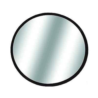"CIPA 49302 3 3/4"" HotSpots Round Stick-On Convex Mirror: Automotive"