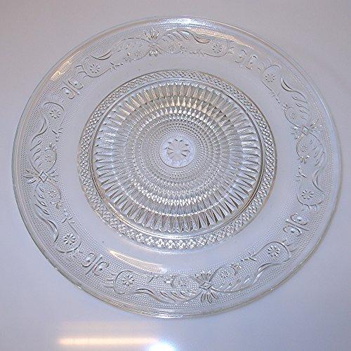 Platzteller Deko teller Event Teller Unterteller Glasteller GLAS 29cm