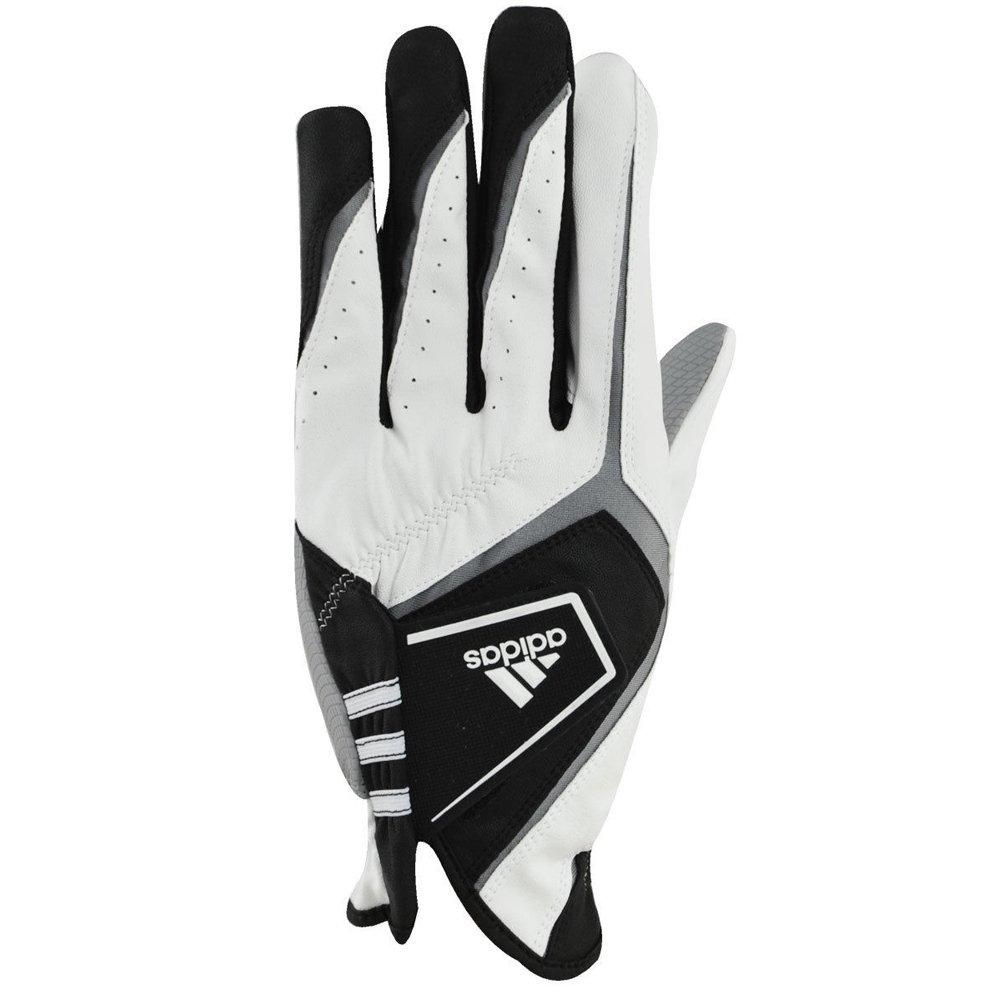 Black golf gloves - Amazon Com Adidas Mens Exert Golf Glove Regular White Black Sports Outdoors