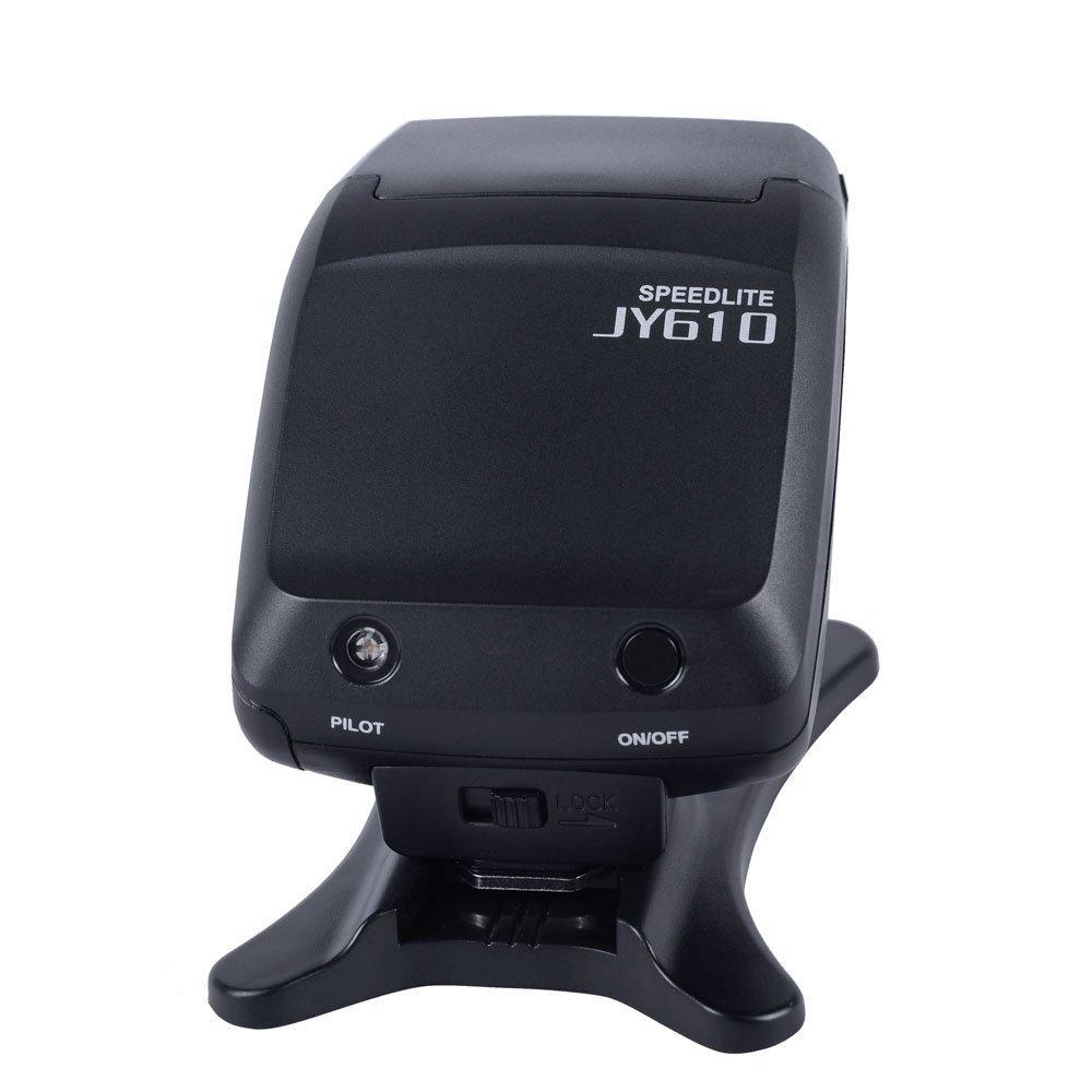 Market/&YCY Viltrox JY-610 Mini Flash Speedlite en la c/ámara para Canon EOS M M2 650D 600D 1200D Sony A7R A7K NEX-6L Otras c/ámaras DSLR