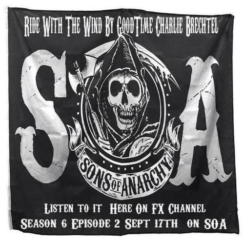 Riding With the Wind - The Sons of Anarchy TV Series Single (Music Sons Of Anarchy)