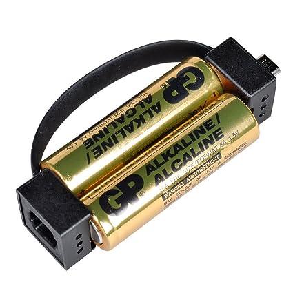 Amazon.com: ovtech Cargador de batería portable ultra mini ...