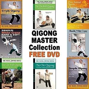 Amazon.com: Bundle: Complete Qigong Master Home Study ...