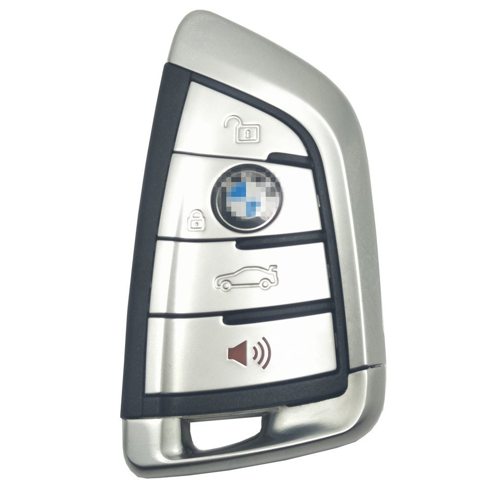 Horande Replacement Keyless Entry Remote Control Key Fob Case for BMW X1 X3 X5 X6 X7 Key Shell No Chip by Horande