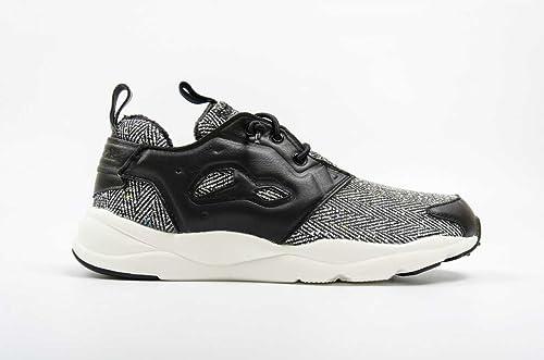b8f71b0210066 Reebok Scarpe Sneakers Furylite Winter Donna Grigio V70752-GRIGIO ...