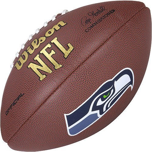 Wilson WTF1748XB NFL Licensed Ball Seattle Seahawks