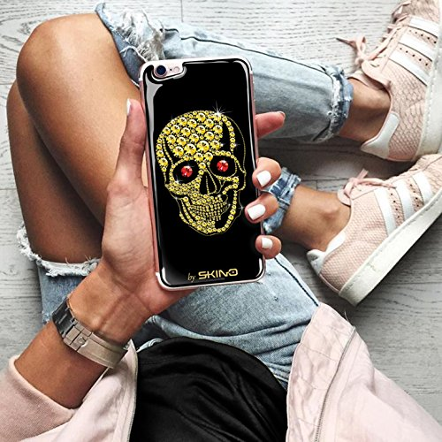 Skino™ Custodia Skin 3D Anti-Gravità Case Cover Hands-Free Selfie Resina Gel Ultra Sottile Antiurto per iPhone 5 / 5s / 5 SE / 6/6 Plus / 6s / 6s Plus / 7/7 Plus Anti-Scratch Slim Protezione al 100% d