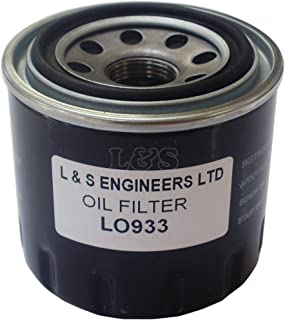 Spin On Oil Filter for Bobcat, Bomag, Case, Caterpillar - L&S Engineers