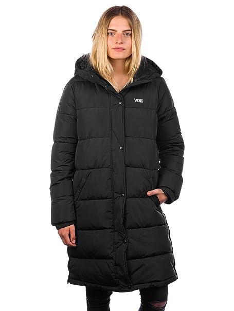 097272f42e868 Vans Southfield Puffer Jacket MTE Abrigo Mujer Negro M  Amazon.es  Ropa y  accesorios