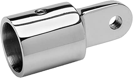 MarineNow Bimini Top Cap 7//8 316 Marine Grade Stainless Steel Hardware 2-Pack