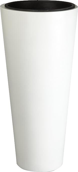 Komplett Neu GARTENFREUDE Pflanzkübel Pflanzgefäße Blumenkübel Blumentopf für  UT96