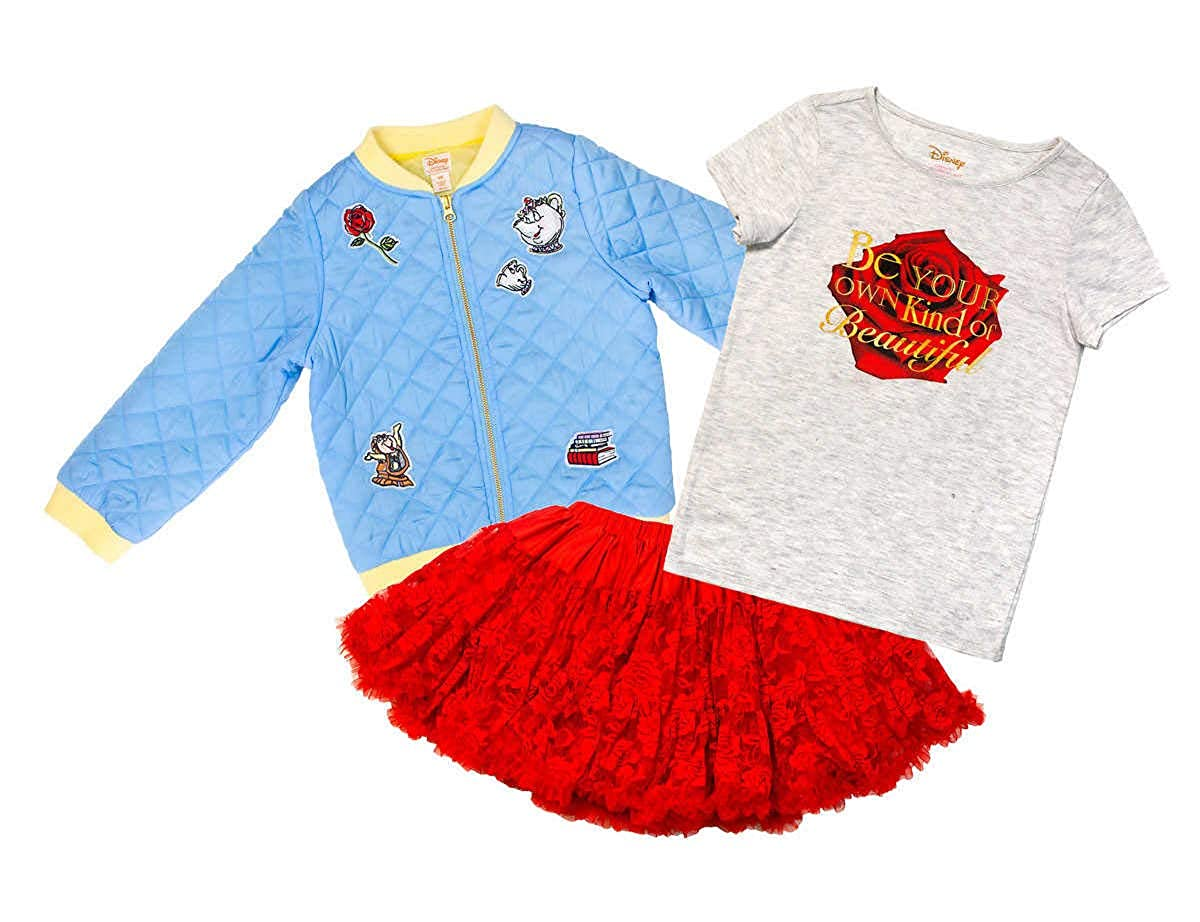 Tutu Couture Girls 3 Piece Set Disney Collection