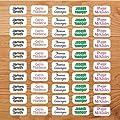 Labels, Index Dividers & Stamps