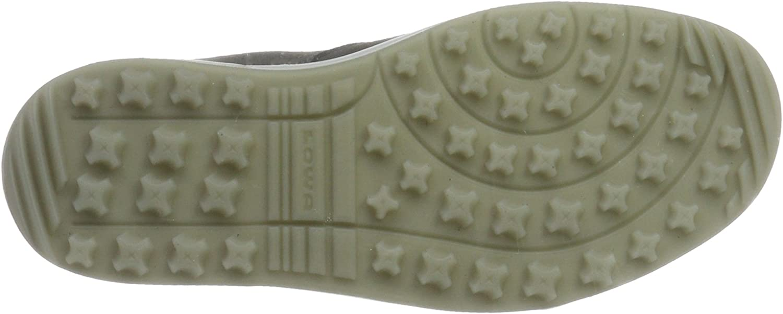 Lowa Dublin III GTX QC, Scarpe da Arrampicata Alta Uomo Nero Antracite 0937