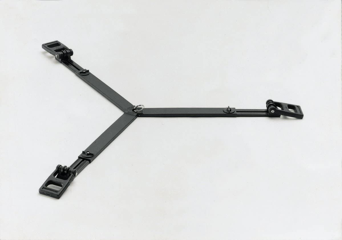 Sachtler Spreader SP 100/150, Heavy Duty On-Ground Spreader for Tripods with a 100mm or 150mm Bowl.