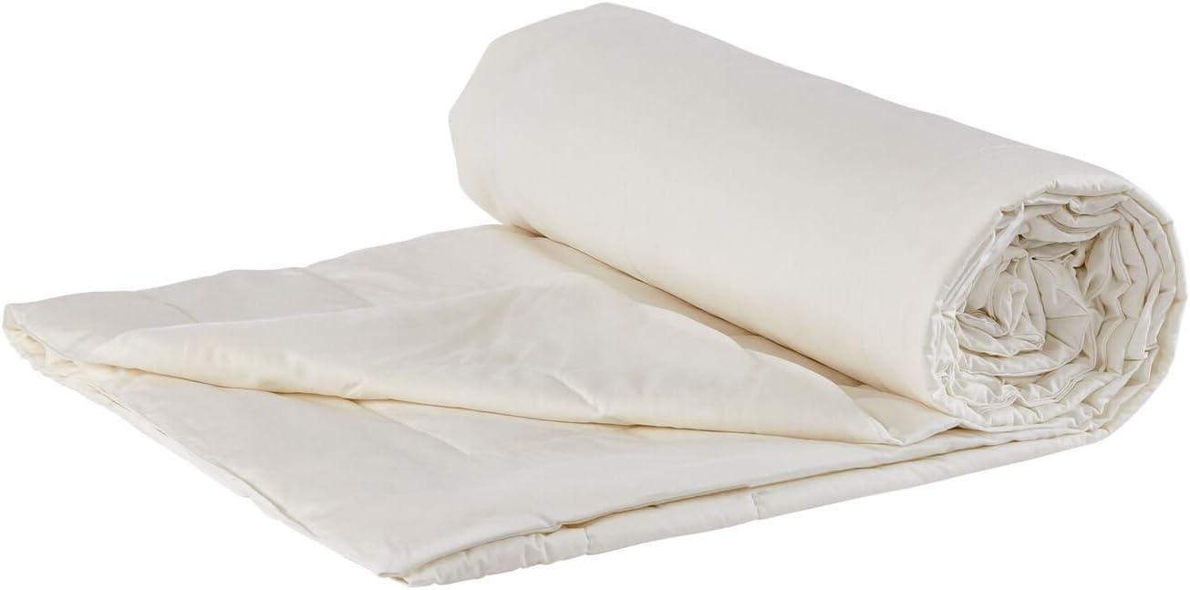 Sleep and Beyond myComforter Light, Washable Wool Comforter, Super King 110x98