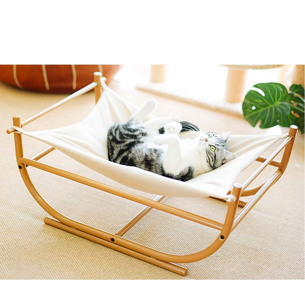Mishap Cat Hammock, Pet Sofa Bed Cat Litter Four Seasons Universal Pet Furniture Promise You A Sweet Dream