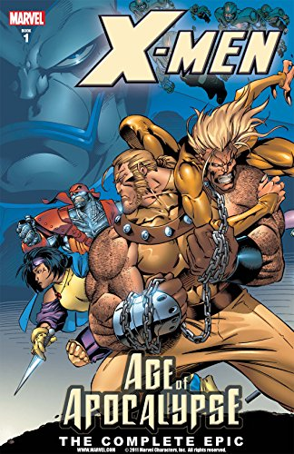 X-Men: Age of the Apocalypse, Book 1, The Complete, used for sale  Delivered anywhere in USA