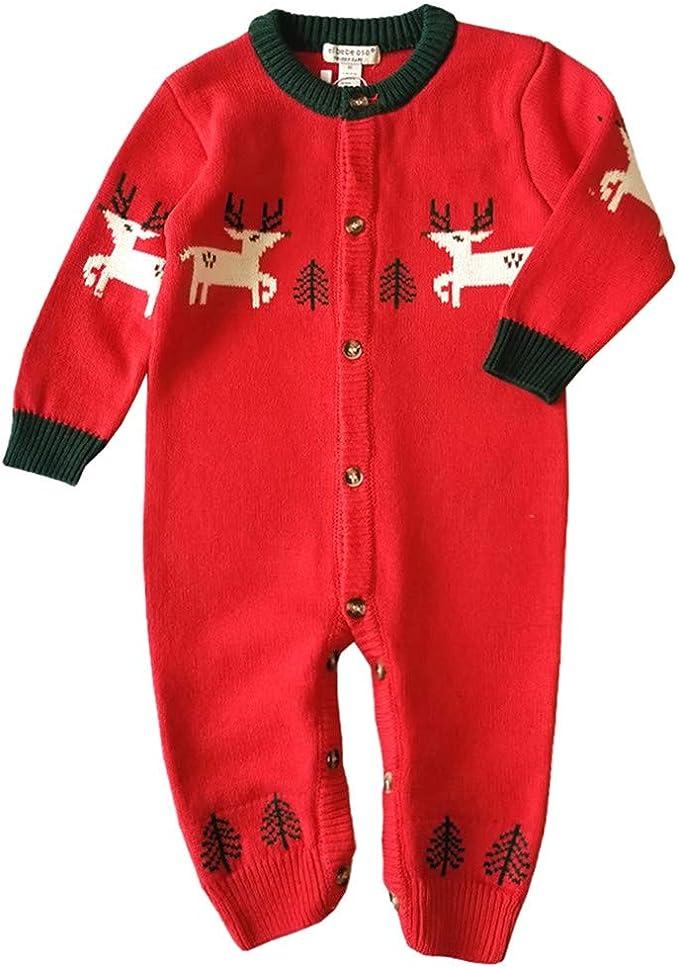 Jumpsuit - Conjunto de Ropa de Punto con Mono para bebé, Ropa de ...