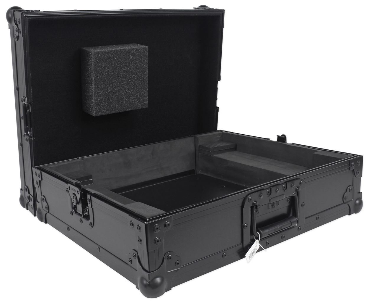 Gator G-TOUR VMS4KB Black Case for American Audio VMS4 w/ Hideaway Keyboard Tray