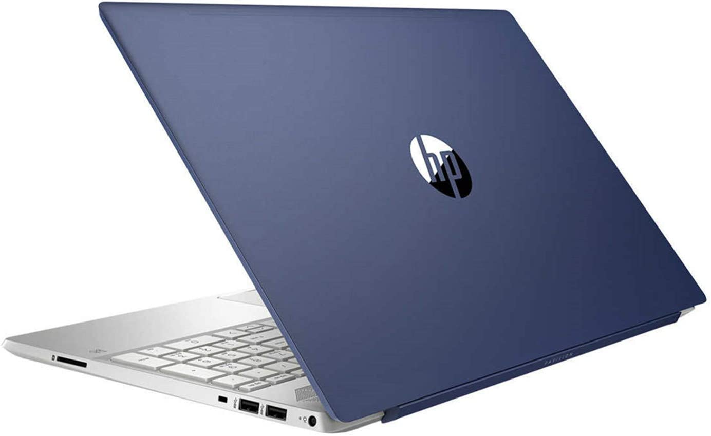 HP Pavilion 15.6ʺ Touchscreen sapphire blue laptop mx 150