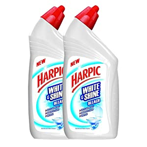 Harpic Regular Bleach - 500 ml with Harpic Regular Bleach - 500 ml
