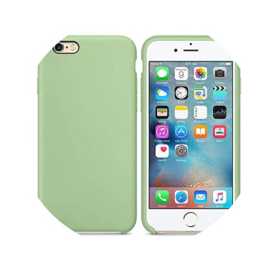 3f33f7cfdd0 Image Unavailable. Image not available for. Color: Original Official Silicone  Case for iPhone ...