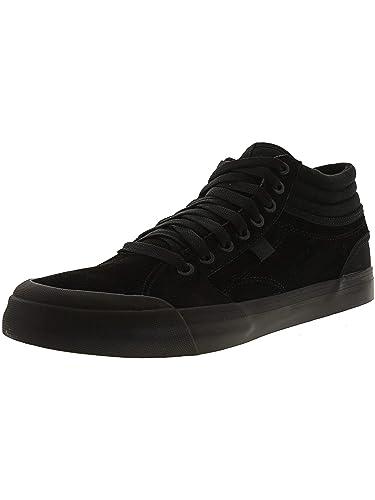 447fbc499bee4e Amazon.com  DC Men s Evan Smith Hi S Skate Sneakers  Dc  Shoes