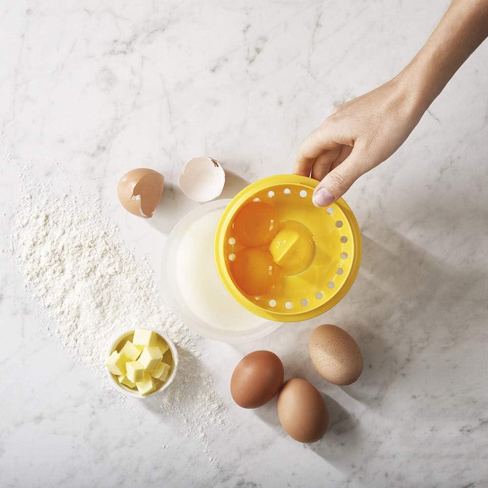 AOTUO Separador multifunción de yema de huevo para hornear ...