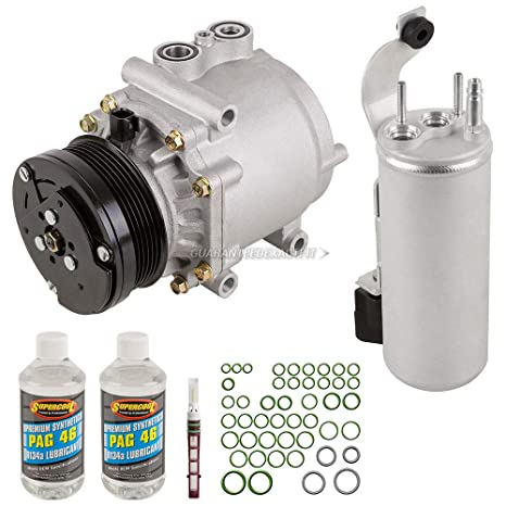 AC Compressor w/A/C Repair Kit For Ford Explorer & Mercury Mountaineer -