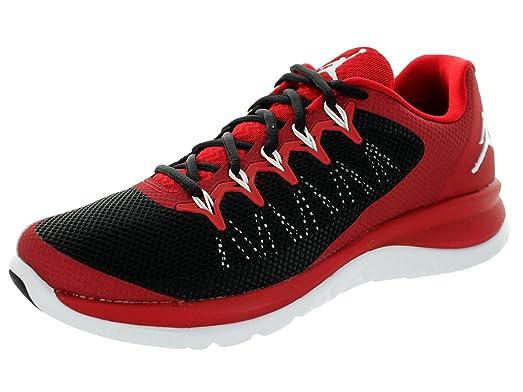 Nike Jordan Men's Jordan Flight Runner 2 Gym Red/White/Black Running Shoe 8