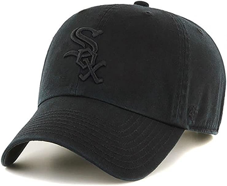 best loved lower price with store Amazon.com : '47 Brand Chicago White Sox Clean Up MLB Strapback ...