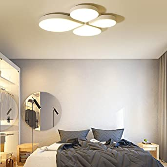 Fashion Ceiling Light Wxp Simplistic Modern Creative Led Restaurants German Ceiling Light For Bedroom Living Room Ceiling Light Bright Colour Optional Interior Bulbs Wxp Amazon De Beleuchtung
