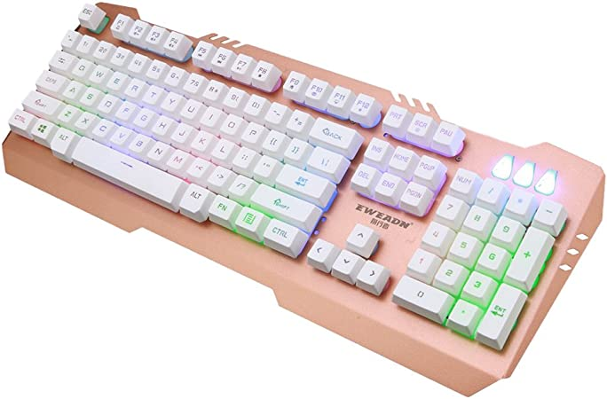chic-chic-couleurs teclado Gaming y Ratón USB, teclado ...