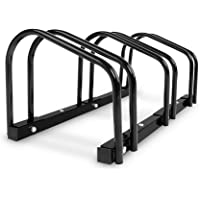Bike Rack Floor Parking Stand Instant Storage Rack Bicycle Cycling Car Carrier Portable Leans Against Wall Free-Combined