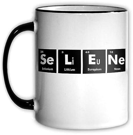 Amazon Selene Periodic Table Coffee Tea Mug With Chemical