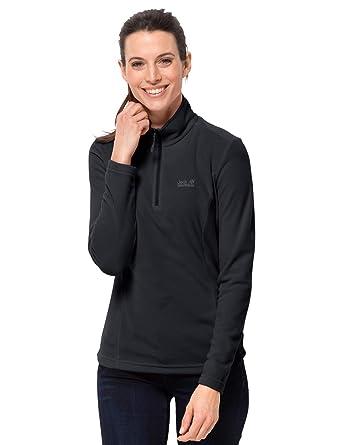 Vielzahl von Designs und Farben Preis bleibt stabil offizielle Seite Jack Wolfskin Damen Gecko Women Fleecepullover