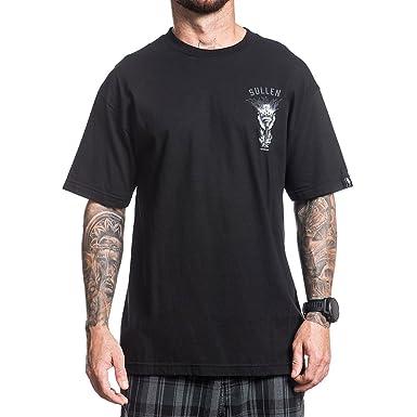 Sullen Men's Torch SS T Shirt Black