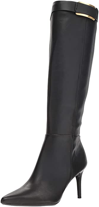d0a86a91b9a Calvin Klein Women s GLYDIA Knee High Boot